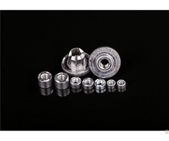 High Quality Round M10 M12 M14 M16 Weld Nuts Manufacturer
