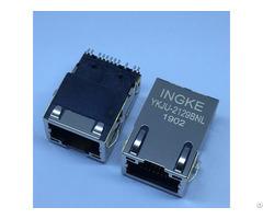 We 7498011122 Ykju 2129bnl 100 Base T Smt Rj45 Magnetic Jack Connectors