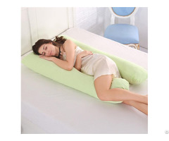 Good Quality Factory Direct Sale Multi Functional Maternity U Shaped Pillow