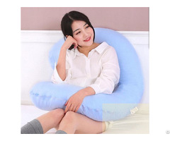 Cheap New Products Multi Functional Soft Comfortable Cotton Latest Design U Shaped Pillow Wholesale