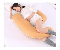 Factory Direct Sale Cheap New Multi Functional Full Body Soft Maternity U Shaped Pillow