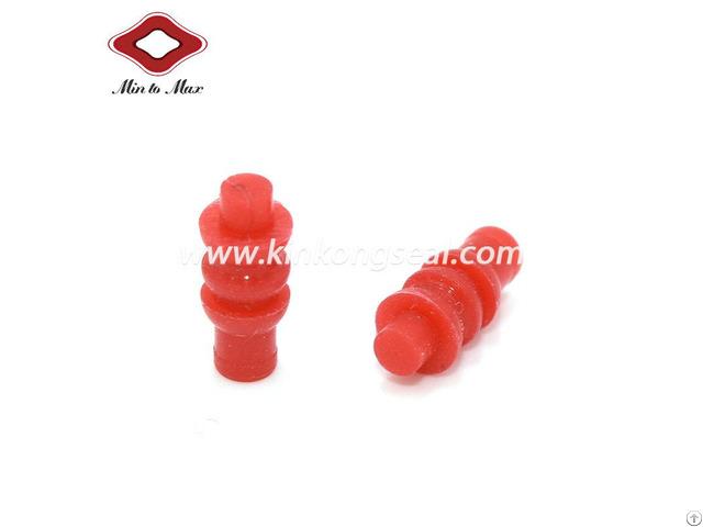 Cavity Terminal Plug Of Connector