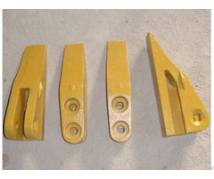 Excavator Bucket Teeth And Adapter For Komatsu