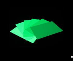 Hfgb P100 Photoluminescent Pvc Rigid Sheet