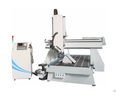 China Best 4 Axis Cnc Router Machine For Sale With Low Price