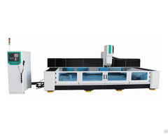 Marble Stone Cnc Cutting Engraving And Polishing Machine Center For Sale