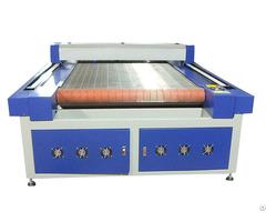 Auto Feeding Co2 Laser Cloth Cutting Machine For Fabric 1630 Series