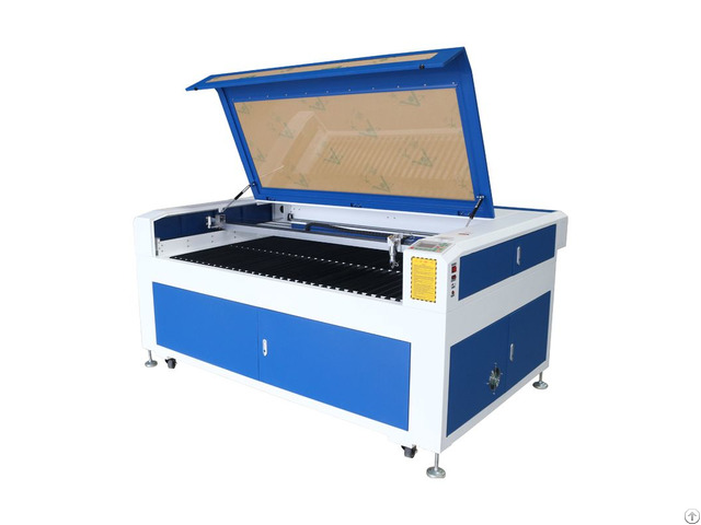 Cnc Co2 Laser Etching Machine For Engraving And Cutting Of Non Metal Materials