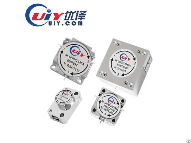 Uiy Rf Drop In Circulator 10mhz 18ghz Variety Spec High Quality Customizable