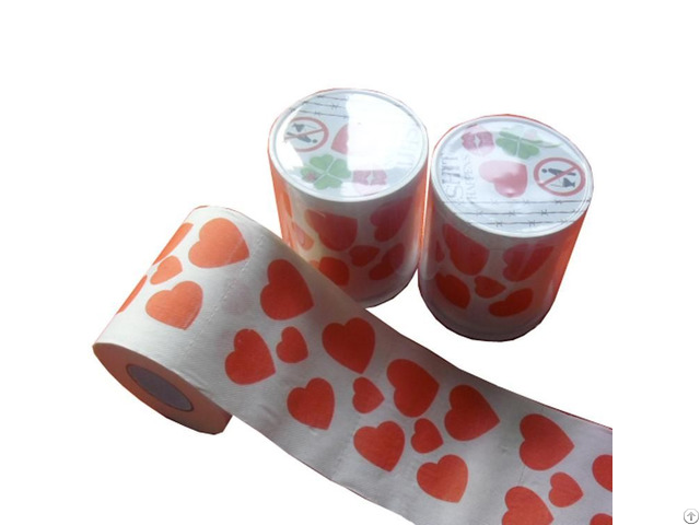 Valentine S Day 2ply Wholesale Custom Printed Toilet Paper