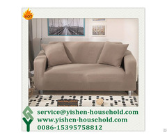 Yishen Household Low Price No Moq Cover For Sofas