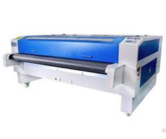 Cw 1610f Double Head Automatic Feeding Laser Cutting Machine