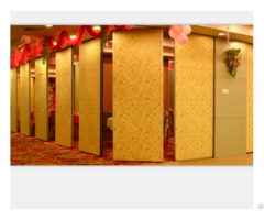 Free Design Manufacturer Supply Mdf For Partition Wall Soundproof Types Multi Function Room Hotel