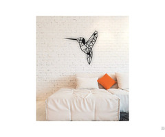 Linewallart Bird Wall Art Figure Design