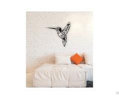 Linewallart Bird Wall Art Figure Design