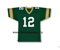Sublimation American Football Jersey