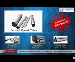 Inconel Pipe Supplier