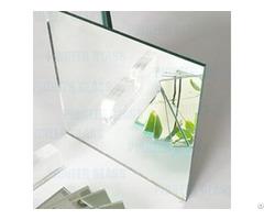 Silver Mirror Decorative