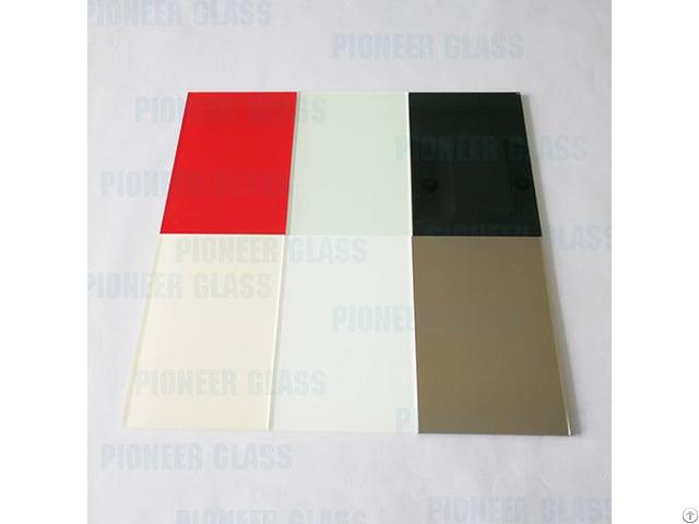 Paint Glass Decorative
