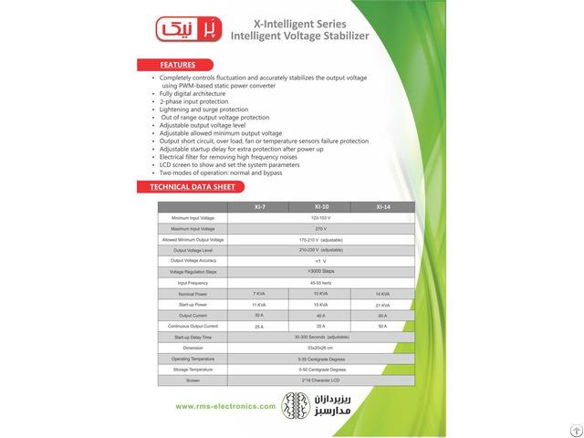Voltage Regulator And Stabilizer