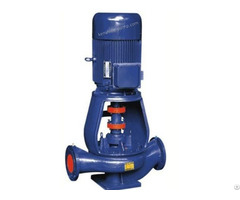 Isgb Vertical Pipeline Centrifugal Booster Circulation Water Pump