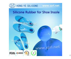 Medical Grade Liquid Silicone Rubber For Shoe Insoles Hy Q625