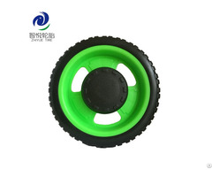China High Quality Hot Selling 6 Inch Pvc Plastic Wheel For Ice Cooler Bbq Grill Tool Box