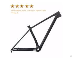 Light Weight 29er Mtb Frame 100% Full Carbon Material