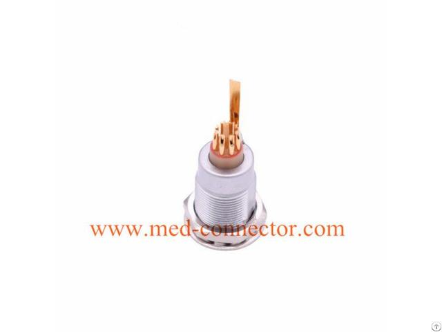 Compatible Lemo B Series Eng Socket Push Pull Self Locking Connector