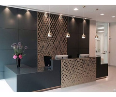 Perforated Copper Sheet Especially Ideal For Interior Decorations