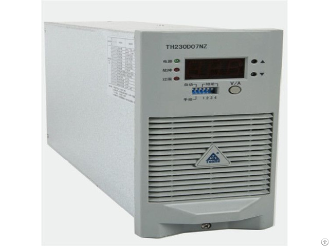 110v20a Electric Fan Cooling Power Supply 380v Or 415v Three Phase Input Switching Rectifiers