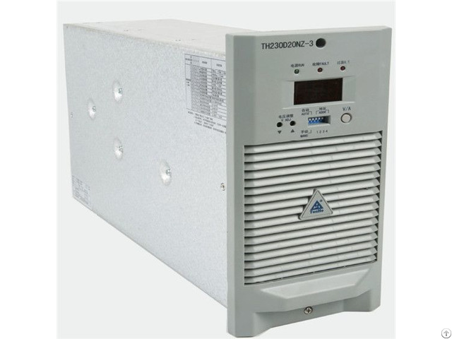 Chinese Manufacturer 6kw Power Supply Module 380v Three Phase Input Fan Cooling Rectifier