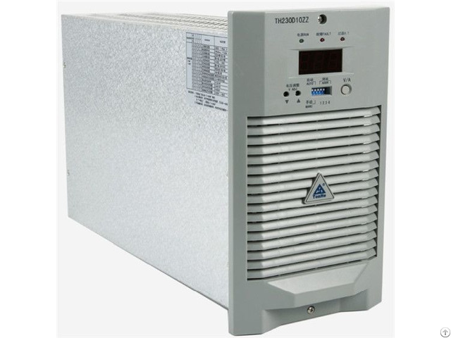 220v Ac Single Phase Input Apfc High Power Factor Supply Rectifer For Europe Natural Cooling