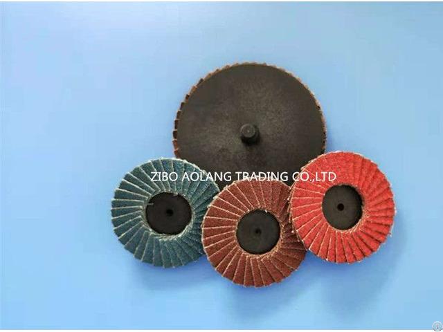Flap Discs For Abrasives