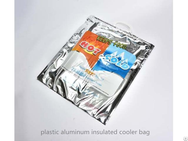 Plastic Aluminium Foil Thermal Bag