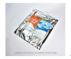 Plastic Aluminium Foil Thermal Bag