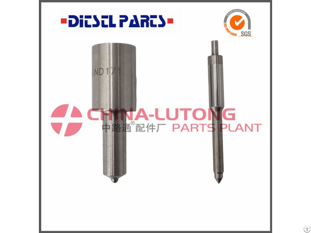 Car Engine Nozzle Dlla160snd171 093400 1710 Apply For Mitsubishi