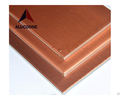 High Quality Copper Composite Panel