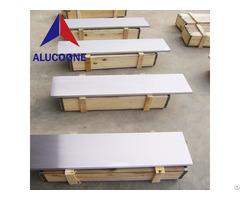 Alucoone Titanium Zinc Composite Panel Rheinzink Elzinc Vmzinc Plastic Sandwich