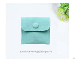 Velvet Jewelry Pouch
