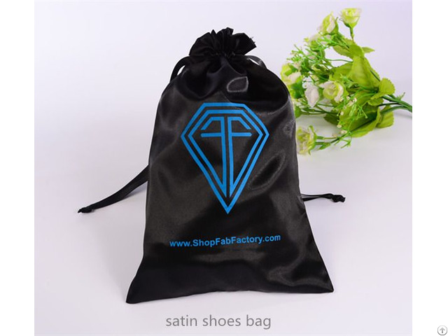 Satin Shoes Dust Bag