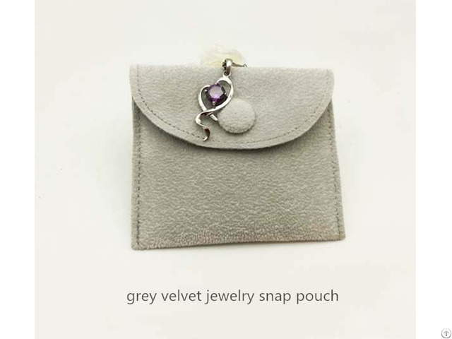 Velvet Brooches Bag