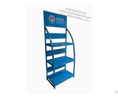 Supermarket Shelf Metal Display Rack