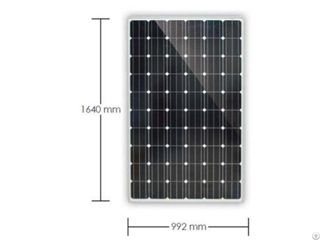 275w Monocrystalline Pv Solar Module For Home System