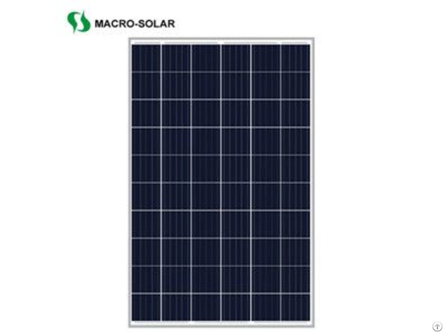 Hot Sale 270w Polycrystalline Pv Solar Panel Cell