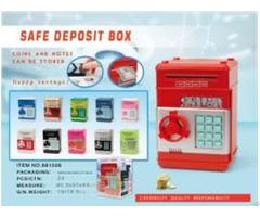Safe Deposit Box 881506
