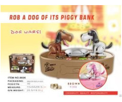 Rob Adog Of Its Piggy Bank 8836