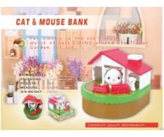 Cat And Mouse Bank 8803