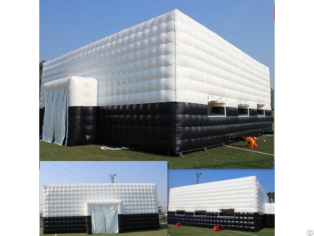 Mobile Air Pumped Up Tent For Events Parties