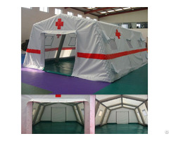 Inflatable Mobile Hospital Medical Rescue Temparoray Shelter